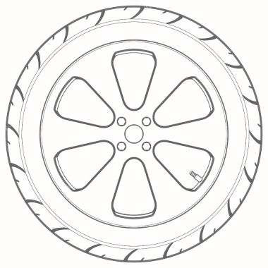 Шина Hankook Winter I*Pike W419 195/60 R15 92T шипы
