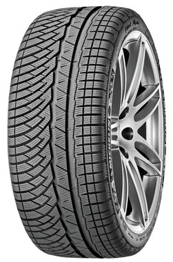 Шина Michelin Pilot Alpin 4 235/40 R18 95V