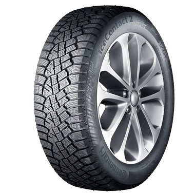 Шина Continental ContiIceContact 2 225/45 R19 96T шипы