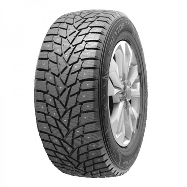 Шина Dunlop WINTER ICE 02 185/60 R15 88T шипы