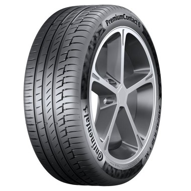 Шина Continental ContiPremiumContact 6 235/55 R18 100V