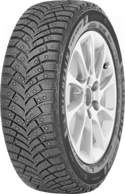 Шина Michelin X-Ice North 4 245/40 R19 98T шипы