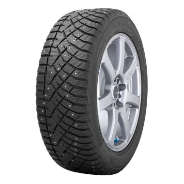 Шина Nitto Therma Spike 205/55 R16 91T шипы