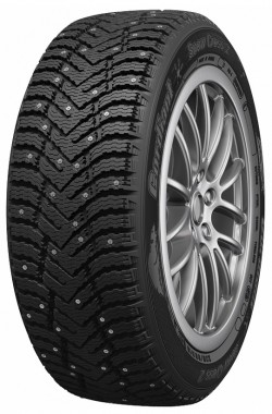 Шина CORDIANT Snow CROSS-2 SUV 235/55 R17 103T шипы
