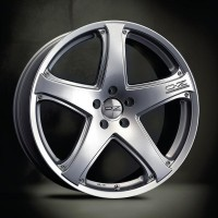 Диск OZ CANYON ST 20x9.50 5x150 ET42 DIA110.10 METALL SILVER